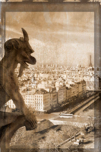 Paris by Erin Clark