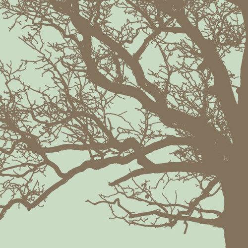 Winter Tree III by Erin Clark