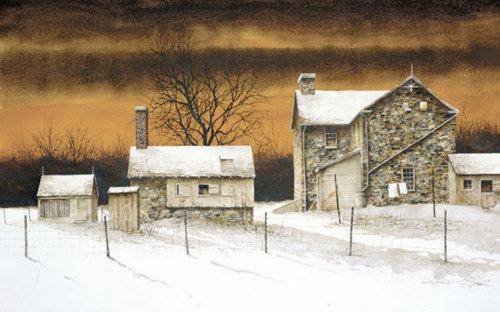 Evening Star by Bradley Hendershot