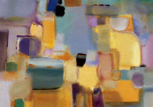 Spring Sonata by Nancy Ortenstone
