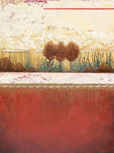 Landscape Secrets I by Susan Osbjorn