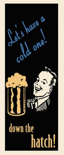Let's Have a Cold One by Retro Series