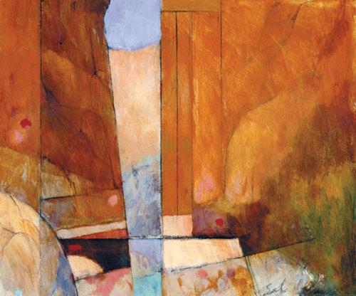 Canyon II by Tony Saladino