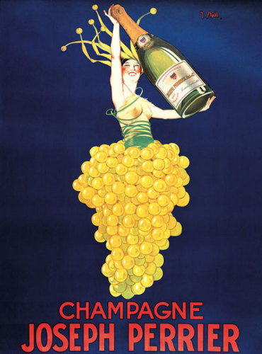 Champagne Joseph Perrier by Anonymous