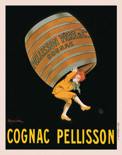 Cognac Pellisson by Anonymous