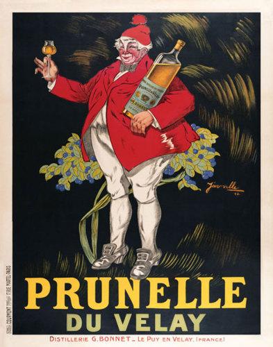 Prunelle du Velay by Anonymous