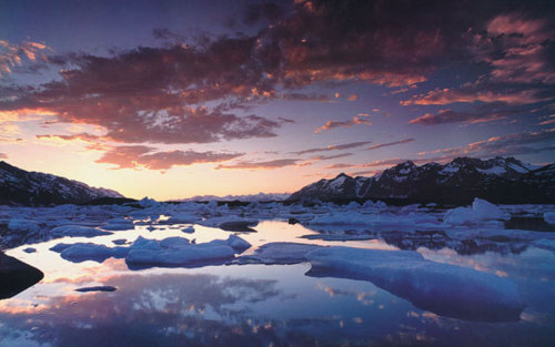 St. Elias Mountains by Art Wolfe