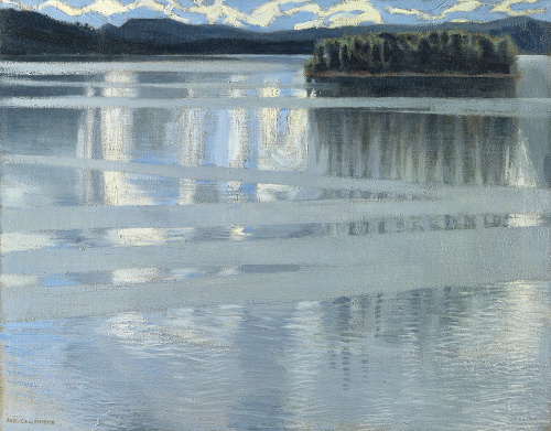 Lake Keitele by Akseli Gallen-Kallela