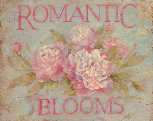 Romantic Blooms by Debi Coules