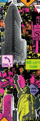 Downtown II by Tom Frazier