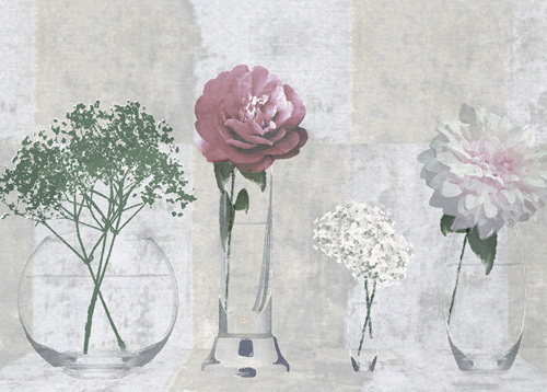 Soft Still Life by Lucy Meadows