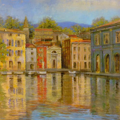 Mirrored Villa by Longo