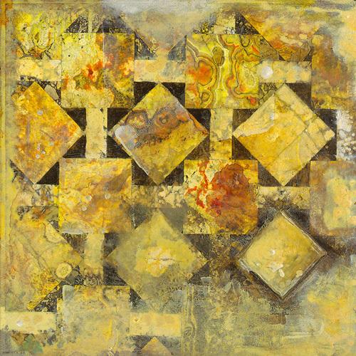 Geo Mosaic - Detail I by Douglas