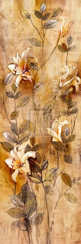 Candlelight Lilies I by Douglas