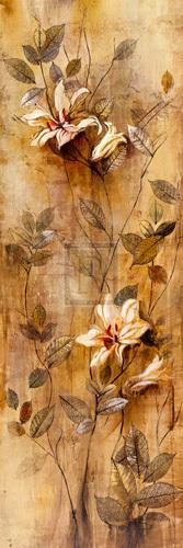 Candlelight Lilies II by Douglas