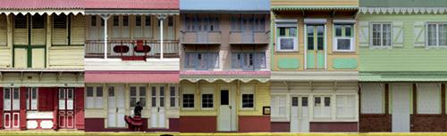 Maison Creoles, Martinique IV by Roberto Scaroni
