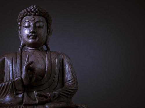 Buddha 23 by Assaf Frank