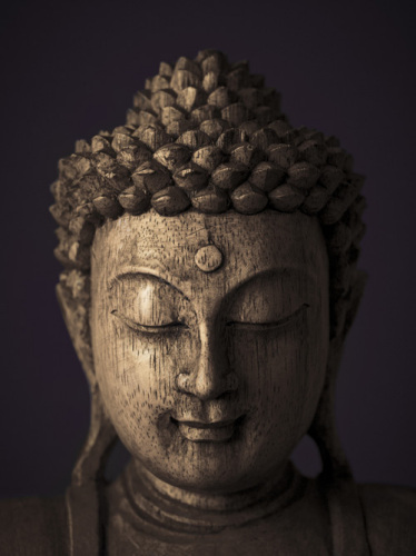 Buddha 38 by Assaf Frank