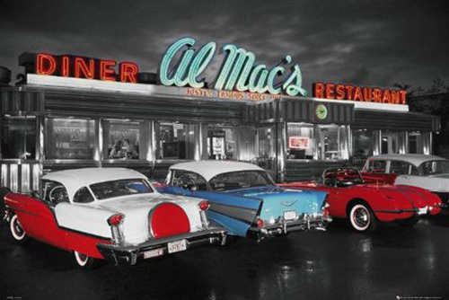 Al Mac's Diner by Anonymous