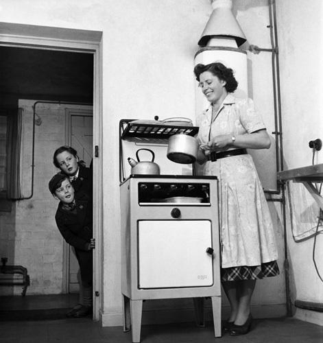 Housework, 1953 by Mirrorpix