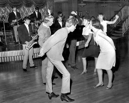 Dancing like Prince Philip, 1963 by Mirrorpix