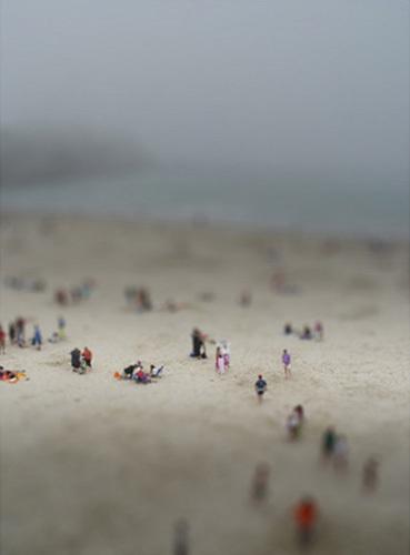 Plage,2008 by Nicolas Le Beuan Benic
