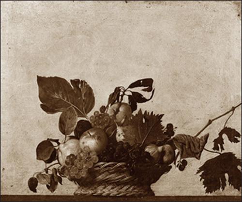 Corbeile by Michelangelo Merisi da Caravaggio