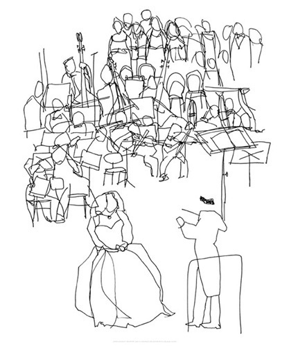 Orchestra 2009 by Cedric Chavelot