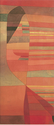 Orpheas 1929 by Paul Klee