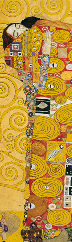 Fulfilment by Gustav Klimt