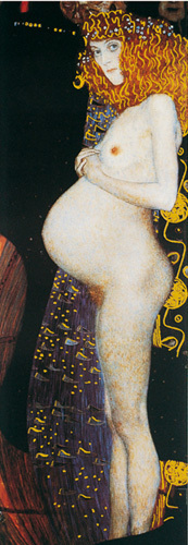 The Hope by Gustav Klimt