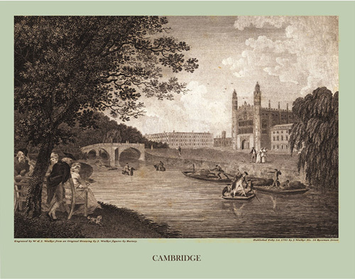 Cambridge - River Cam by National Railway Museum