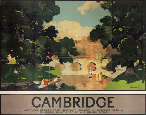 Cambridge - River by National Railway Museum
