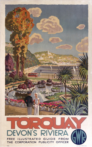 Torquay - Devon's Riviera by National Railway Museum
