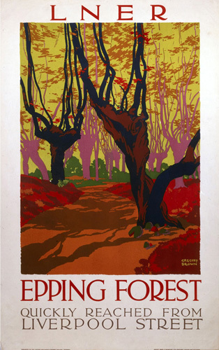 Epping Forest - From Liverpool Street by National Railway Museum
