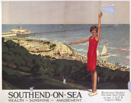 Southend-on-Sea - Health Sunshine Amusement by National Railway Museum
