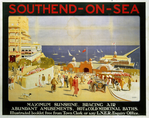 Southend-On-Sea - Maximum Sunshine by National Railway Museum