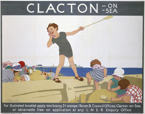 Clacton-On-Sea - Children by National Railway Museum