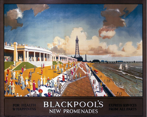 Blackpool's New Promenades by National Railway Museum