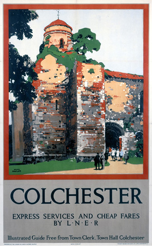 Colchester - Castle by National Railway Museum