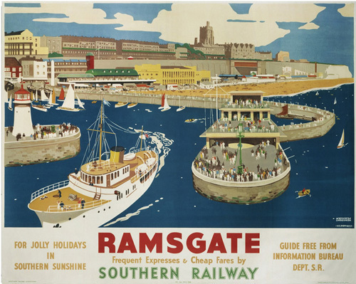 Ramsgate by National Railway Museum