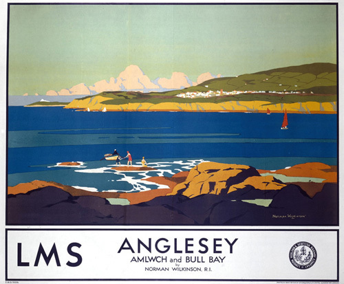Anglesey - Amlwch and Bull Bay by National Railway Museum