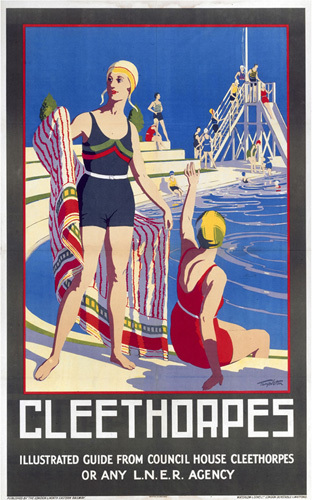Cleethorpes - Swimming Pool by National Railway Museum