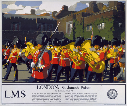 London - St James's Palace by National Railway Museum