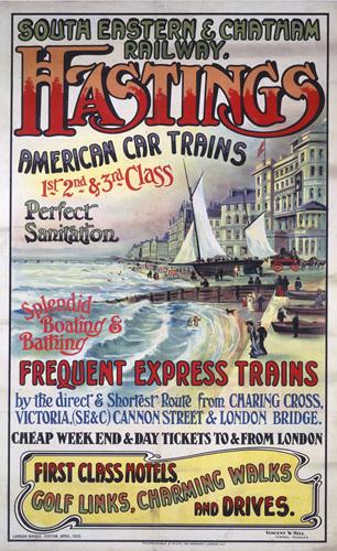 Hastings by National Railway Museum