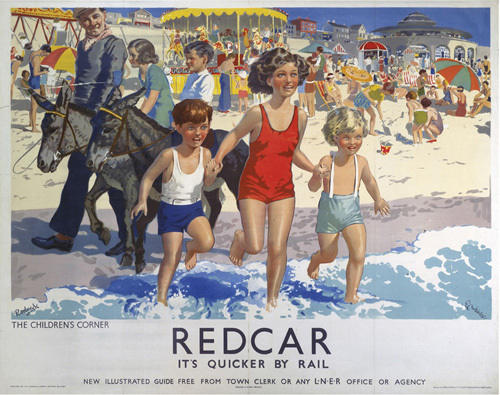 Redcar - Childrens Corner by National Railway Museum