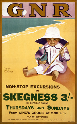Skegness - Non-Stop Excursions by National Railway Museum