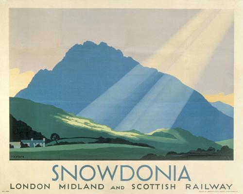 Snowdonia by National Railway Museum