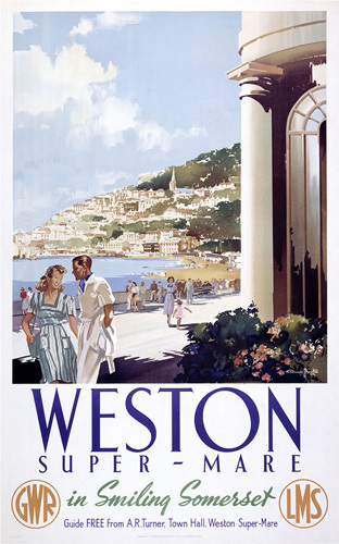 Weston-super-Mare by National Railway Museum