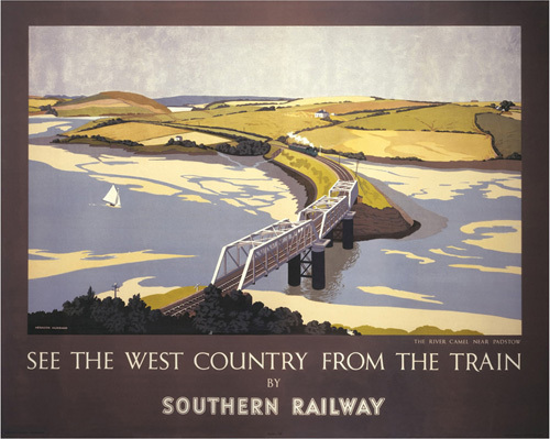 See the West Country from the Train by National Railway Museum